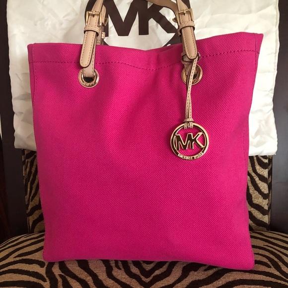 621797898553 Michael Kors Bags | Authentic Cloth Tote | Poshmark